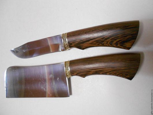 """Оружие ручной работы. Ярмарка Мастеров - ручная работа. Купить Нож""""Турист""""с литьем. Handmade. Комбинированный, ножи, нож разделочный"""
