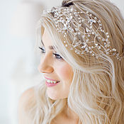 Украшение для волос Свадебный Венок