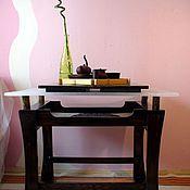 Для дома и интерьера ручной работы. Ярмарка Мастеров - ручная работа Japan Ice (Журнальный стол). Handmade.