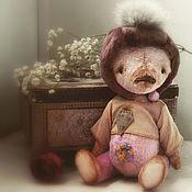 Куклы и игрушки ручной работы. Ярмарка Мастеров - ручная работа Мишка Тедди, 19см. Handmade.