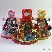 Народная кукла ручной работы. Ярмарка Мастеров - ручная работа Желанница. Handmade.