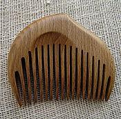 Гребни ручной работы. Ярмарка Мастеров - ручная работа Гребень деревянный из дуба. Handmade.