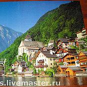 Картины и панно ручной работы. Ярмарка Мастеров - ручная работа Австрия. Handmade.