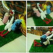 Куклы и игрушки ручной работы. Ярмарка Мастеров - ручная работа Подарочки. Handmade.