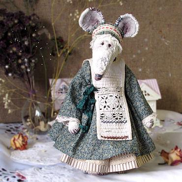 Куклы и игрушки ручной работы. Ярмарка Мастеров - ручная работа Анника. Handmade.