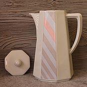Винтаж ручной работы. Ярмарка Мастеров - ручная работа Заварочный чайник/кофейник, Германия. Handmade.