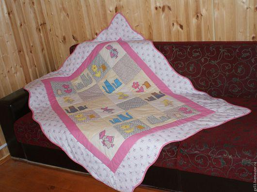 Покрывала и одеяла ручной работы. Пэчворк. Ярмарка мастеров. Handmade. Ручная работа.Лоскутная аппликация.