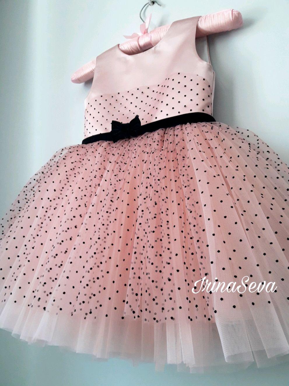 """Нарядное платье """" Маленькая принцесса """""""