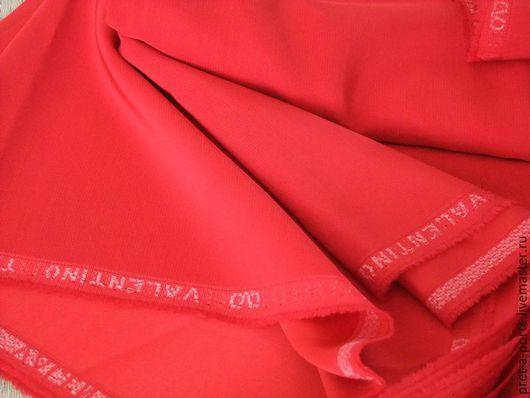 Шитье ручной работы. Ярмарка Мастеров - ручная работа. Купить Valentino оригинал, шерсть/шелк , Италия. Handmade. Итальянские ткани, шерсть