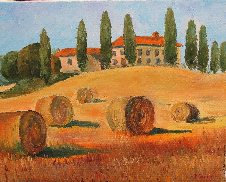 Картинки осень в тоскане дом