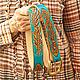 Order Women's leather belt 'Celtic style' - color. schwanzchen. Livemaster. . Straps Фото №3