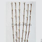 Материалы для творчества handmade. Livemaster - original item Willow branches decorative. Handmade.