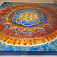 Reproduction of the Mandala Flower of life with manual drawing. Pictures. veronika-suvorova-art. My Livemaster. Фото №5