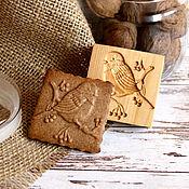 Для дома и интерьера ручной работы. Ярмарка Мастеров - ручная работа Форма для теста и глины. Handmade.