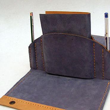Канцелярские товары ручной работы. Ярмарка Мастеров - ручная работа Портативный коврик для компьютерной мыши. Handmade.