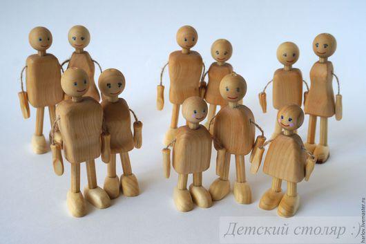 Развивающие игрушки ручной работы. Ярмарка Мастеров - ручная работа. Купить Куклы для расстановок (на заказ). Handmade. Кукла