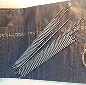 Материалы для творчества handmade. Livemaster - original item Covers for bolts. Handmade.