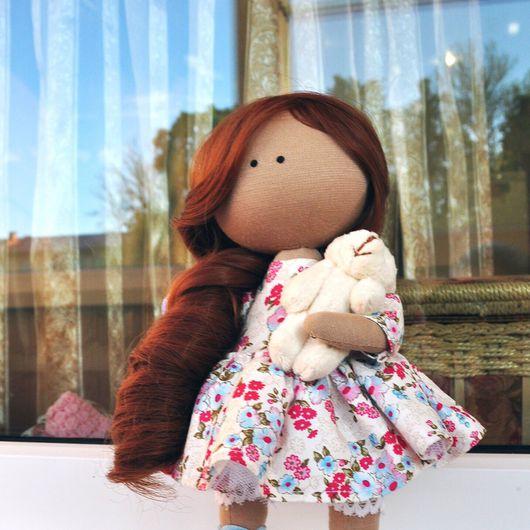 Куклы тыквоголовки ручной работы. Ярмарка Мастеров - ручная работа. Купить Малышка Мия. Handmade. Тыквоголовка, кукла для девочки