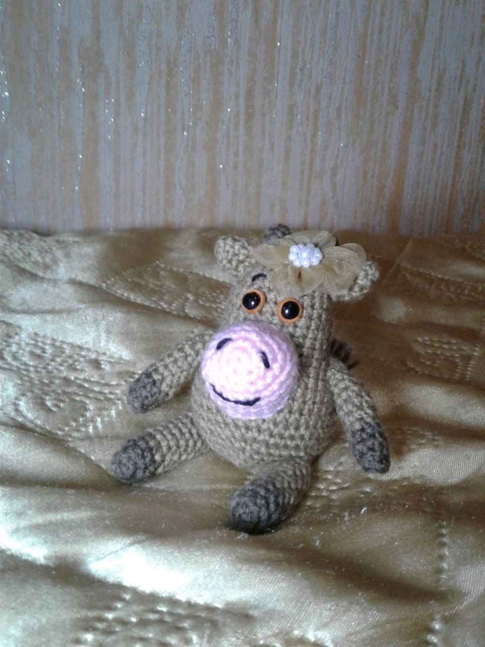 Бычок, Мягкие игрушки, Астрахань,  Фото №1
