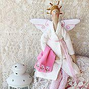 Куклы и игрушки ручной работы. Ярмарка Мастеров - ручная работа Банная фея тильда. Handmade.