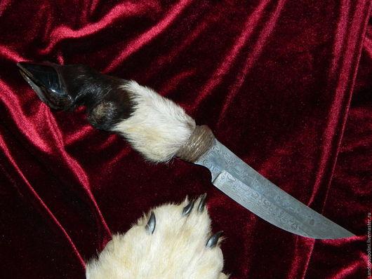 Эзотерические аксессуары ручной работы. Ярмарка Мастеров - ручная работа. Купить Ритуальный нож. Handmade. Белый, нож, Ритуальный нож