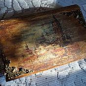Для дома и интерьера handmade. Livemaster - original item Copernica