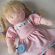 Куклы и игрушки ручной работы. Ярмарка Мастеров - ручная работа Куколка Гретель, 34 см.. Handmade.