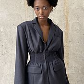 Одежда handmade. Livemaster - original item Model jacket at the waist. Handmade.