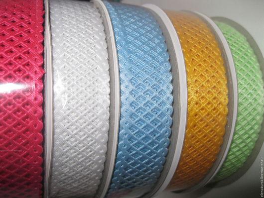 Другие виды рукоделия ручной работы. Ярмарка Мастеров - ручная работа. Купить Лента декоративная 25 мм. Handmade. Комбинированный