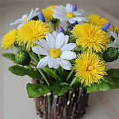 Цветы и флористика handmade. Livemaster - original item The bouquet