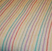 """Для дома и интерьера ручной работы. Ярмарка Мастеров - ручная работа Плед """"Радуга"""". Handmade."""