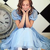 Одежда handmade. Livemaster - original item Alice in Wonderland. Handmade.