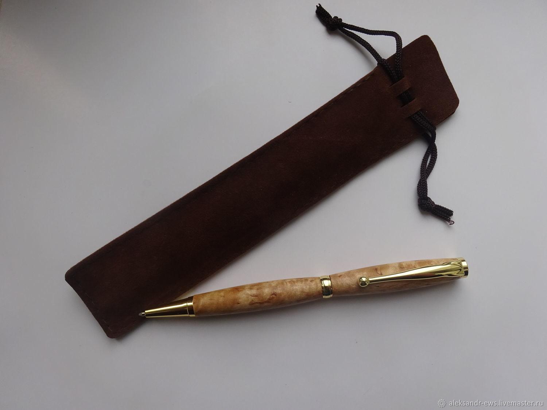 Ручка: Grace Карельская берёза, Ручки, Рязань,  Фото №1