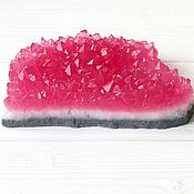Мыло ручной работы. Ярмарка Мастеров - ручная работа Мыло большая Розовая друза. Handmade.