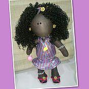 Куклы и игрушки ручной работы. Ярмарка Мастеров - ручная работа Кукла Алиша (20). Handmade.