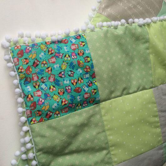 Пледы и одеяла ручной работы. Ярмарка Мастеров - ручная работа. Купить Лоскутное одеяло. Handmade. Лоскутное одеяло, лоскутное панно