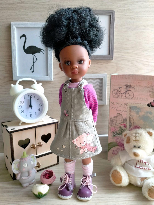 Одежда для кукол Паола Рейна, Одежда для кукол, Омск,  Фото №1
