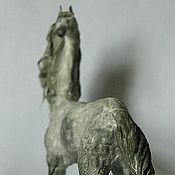 Куклы и игрушки ручной работы. Ярмарка Мастеров - ручная работа Лошадь в яблоках. Handmade.