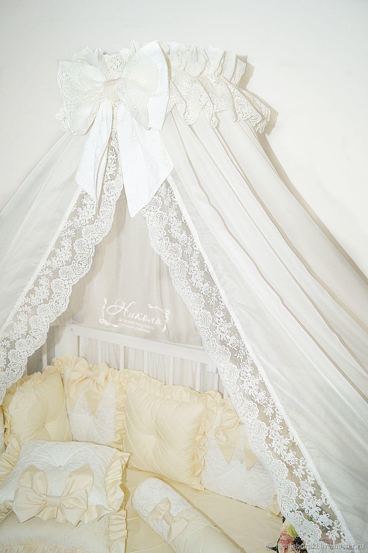 Балдахин на детскую кроватку, Балдахин для кроватки, Одинцово,  Фото №1