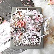 Канцелярские товары handmade. Livemaster - original item Personal diary. Handmade.