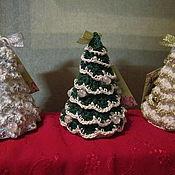 Подарки к праздникам ручной работы. Ярмарка Мастеров - ручная работа Елочки-малышки. Handmade.