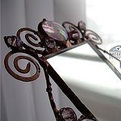 """Сувениры и подарки ручной работы. Ярмарка Мастеров - ручная работа Зеркало """"Для принцессы"""". Handmade."""