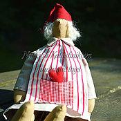 Куклы и игрушки ручной работы. Ярмарка Мастеров - ручная работа Тильда гном. Handmade.