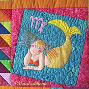 """Пледы ручной работы. Ярмарка Мастеров - ручная работа Лоскутное покрывало """"Принцесса Томирис"""". Handmade."""