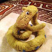 Куклы и игрушки handmade. Livemaster - original item Boa. Handmade.