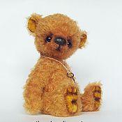 Куклы и игрушки ручной работы. Ярмарка Мастеров - ручная работа Сенечка - рыжик. Handmade.