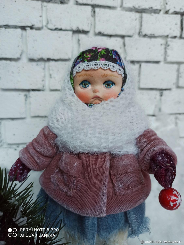 Любушка, Интерьерная кукла, Томск,  Фото №1