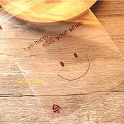 Материалы для творчества ручной работы. Ярмарка Мастеров - ручная работа Пакетики с липким краем (306). Handmade.