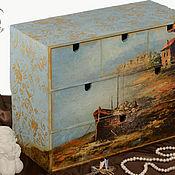 """Для дома и интерьера ручной работы. Ярмарка Мастеров - ручная работа Комод """"Венеция"""". Handmade."""