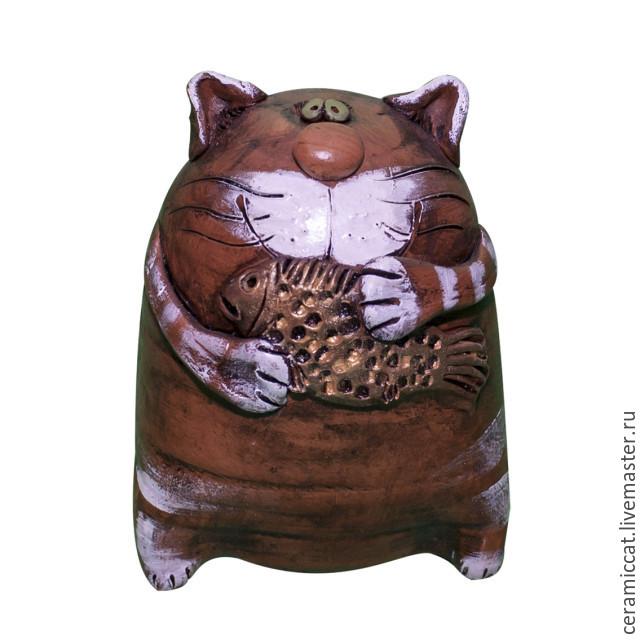 """Копилки ручной работы. Ярмарка Мастеров - ручная работа. Купить Копилка """"Кот"""" в ассортименте. Handmade. Кот, дизайн, интерьер, подарок"""